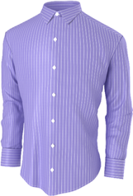 casual-mens-purple-white-stripe-pattern-shirts